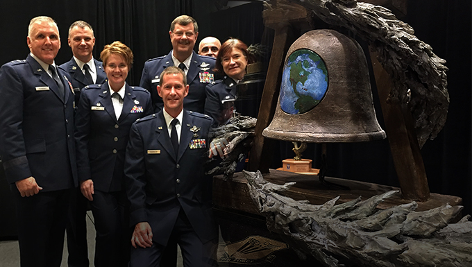 315th Airlift Wing earns 4 AF Raincross Trophy