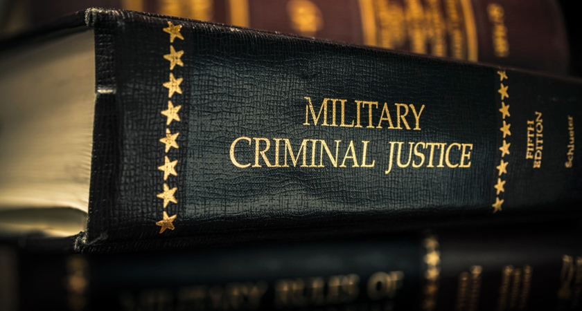 Uniform code of military justice changes