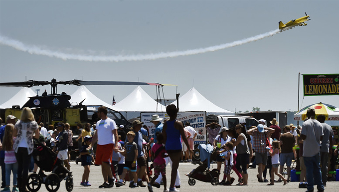 JB CHS Air Expo draws 80,000 attendees
