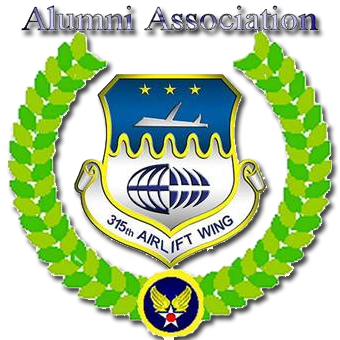 315th Alumni Association logo