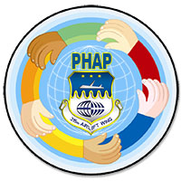 315th AW PHAP logo