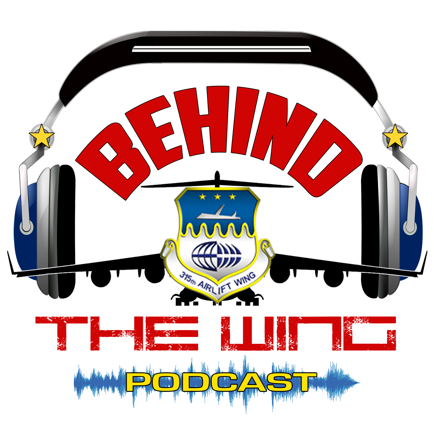Behind the Wing Graphic