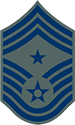 Chief MSgt Rank