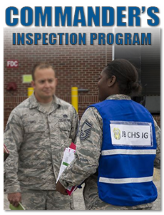 Commanders Inspection Program