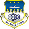 315th AW Patch