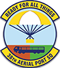 38th APS patch