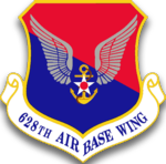628th ABW patch