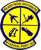 81st APS patch