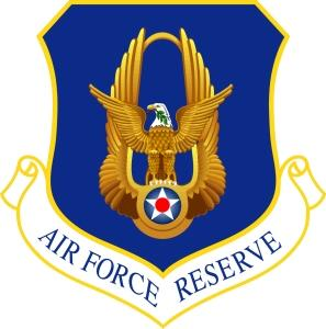 Air Force Reserve Patch